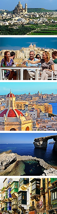 Why select Malta as well as Gozo