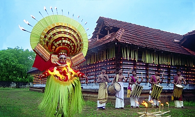 Go Dancing in Kerala