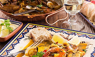 Top dishes to try in the Algarve