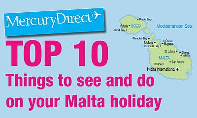 Top 10 Things to See and Do in Malta